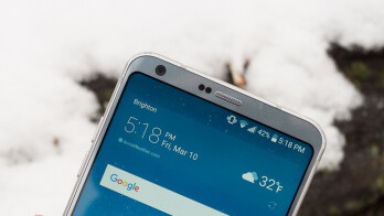 LG G6 could get 3D face-scanning capabilities soon