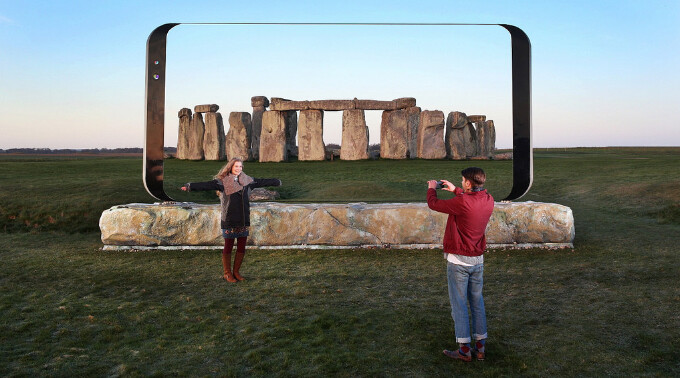 Samsung touts Galaxy S8 camera prowess in a series of stunning photos