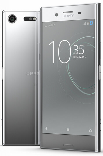The Sony Xperia XZ Premium carries a 4K screen - Sony's president explains why the company remains in the smartphone business