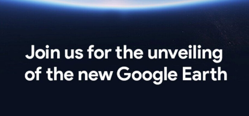 A new Google Earth will be unveiled on April 18th - Google sends out invitations for April 18th event; new Google Earth will be unveiled