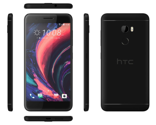 The HTC One X10 mid-ranger is now official in Russia