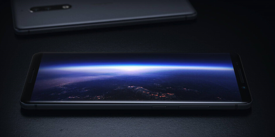 If the Nokia 9 looks as good as this concept, we'll all be Finnish for a day