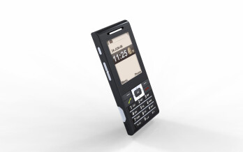 The Cosyphone by Sagem Wireless targets the 50 and up users
