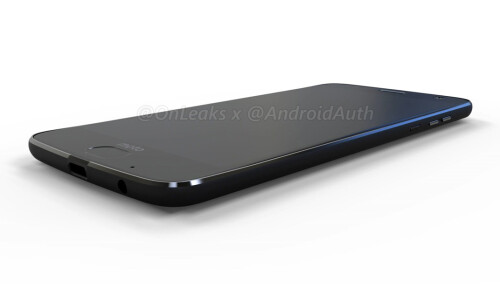 Motorola Moto Z2 Force renders (via Android Authority)