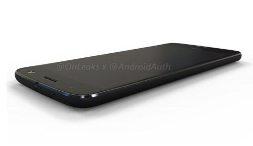 Motorola Moto Z2 Force renders