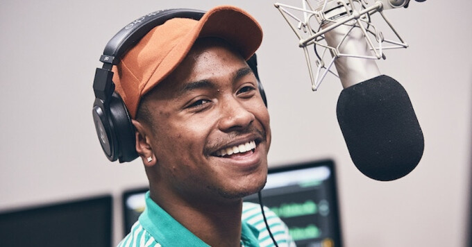 Hip-hop producer makes beats on iPhone, gets Grammy nomination and feature on Kendrick Lamar's new record