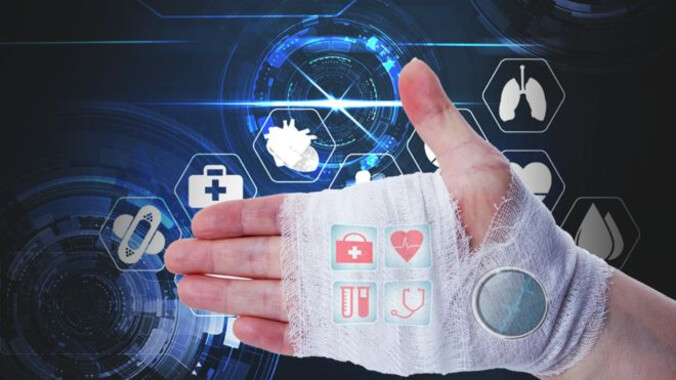 Smart Bandages will track how well your wound is healing and use 5G to send a report to your Doctor - Smart bandages will use 5G data and nano-sensors to help doctors track a wound