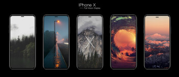3D models of the Apple iPhone 8