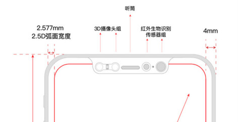 Schematics for iPhone 8 are leaked