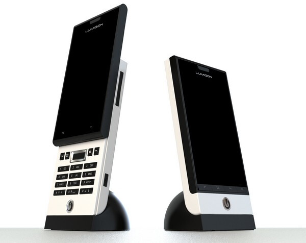 Lumigon announces the beautifully designed T1, S1 and E1 Android handsets