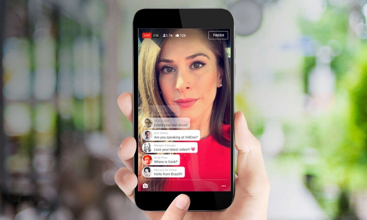 YouTube is lowering requirements for mobile livestreams