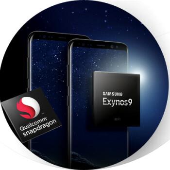 Galaxy S8 battery life test, Snapdragon vs Exynos edition: a familiar tale