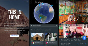 Google just launched a revamped version of Google Earth, and it's awesome!