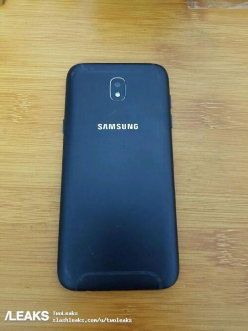 Samsung Galaxy J5 (2017) leaks