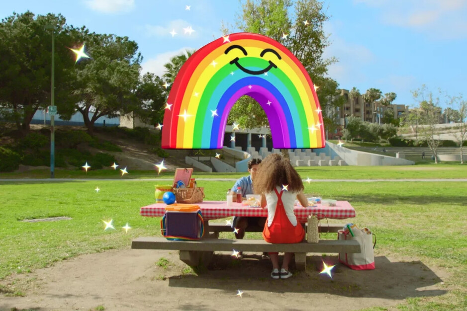 Snapchat introduces World Lenses, transforming your surroundings into an AR experience
