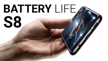 Samsung Galaxy S8 and S8+ battery life test result is out