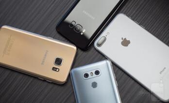 SAMSUNG S8 VS IPHONE 7 PLUS PHONEARENA