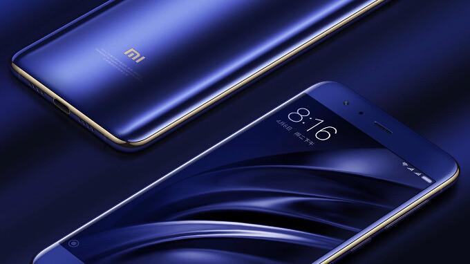 Xiaomi Mi 6 vs Samsung Galaxy S8 vs Apple iPhone 7 Plus specs comparison