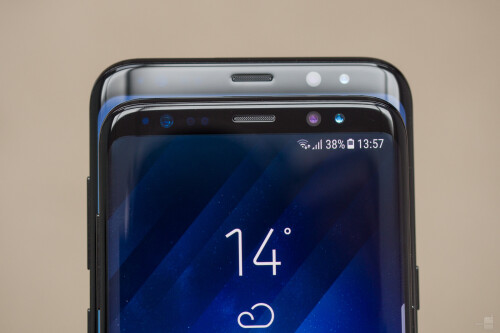 Samsung Galaxy S8 vs Galaxy S8+