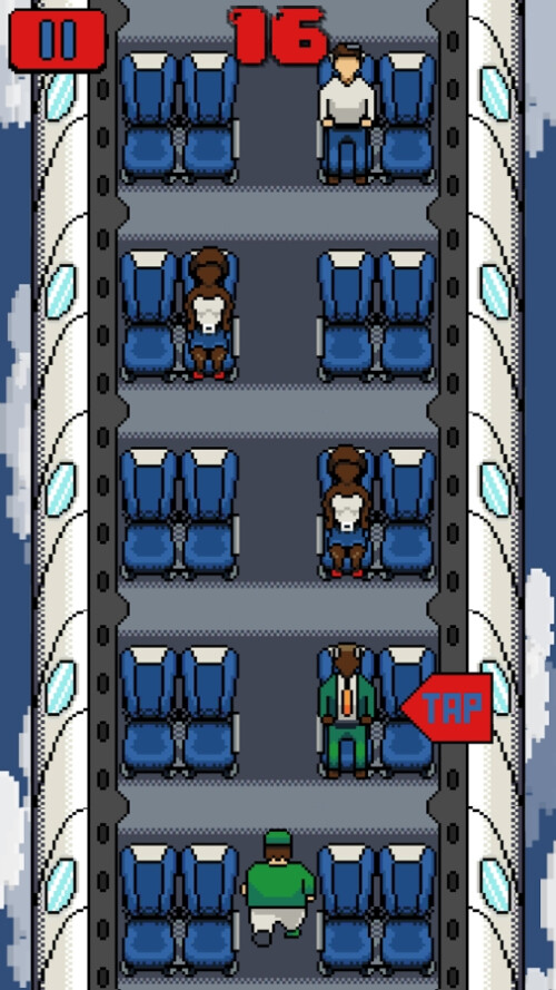 Remove Airline Passengers