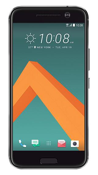 The HTC 10 (pictured) and HTC U 11 share quite a few design beats
