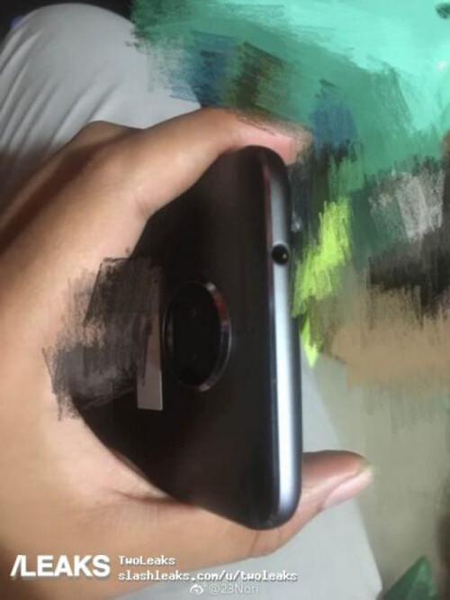 Moto X (2017) leaked images