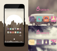 serenity-icon-pack