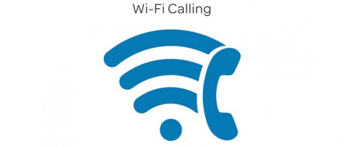 Enable Wi-Fi calling if you don't have solid connection