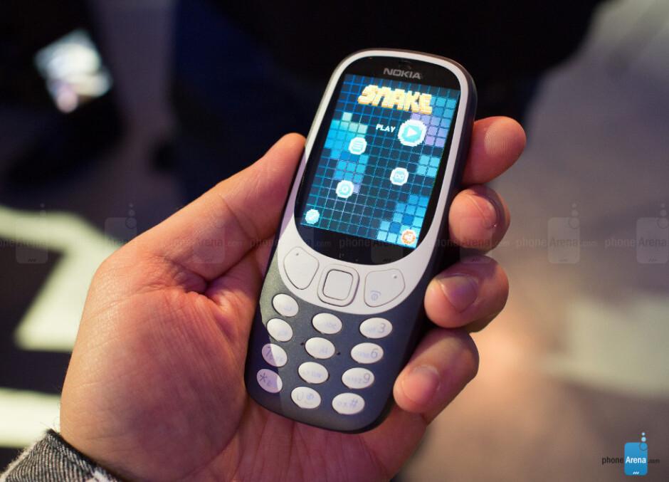 Nokia 3310 sales start next week in Europe, but price is slightly higher