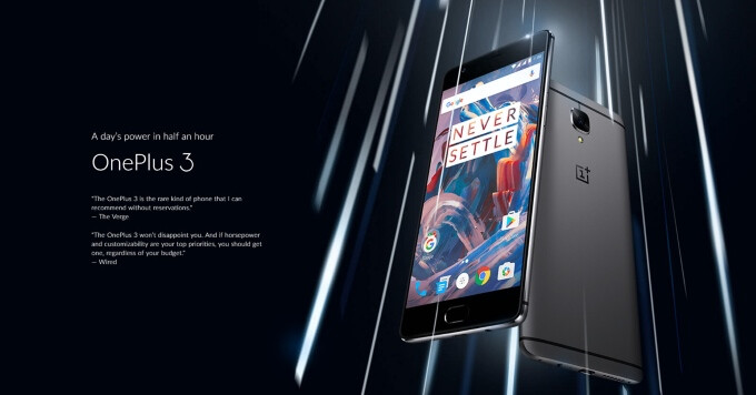 Your OnePlus 3 or 3T has hidden hardware diagnostic tests - here's how to access them