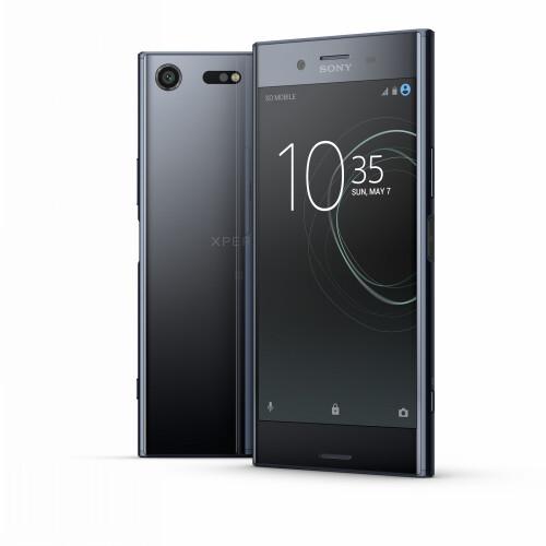 Xperia XZ Premium in Deepsea Black