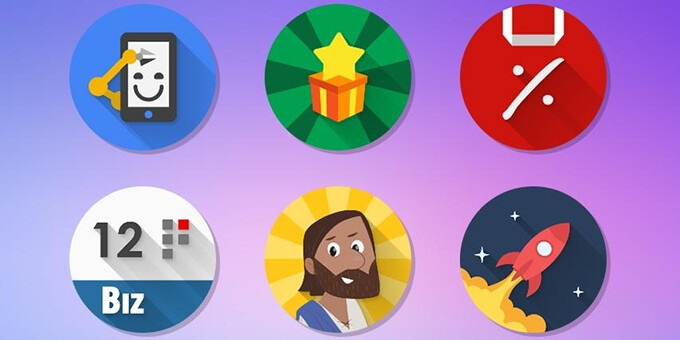 Best new icon packs for Android (April 2017)
