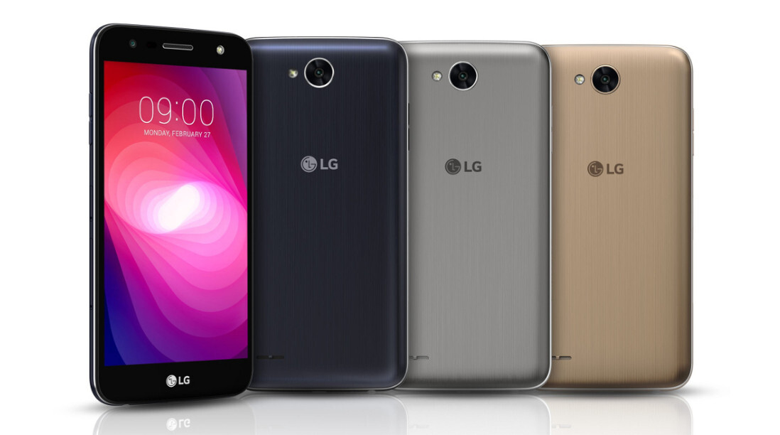 4500mAh battery totting LG X power2 to be launched in June