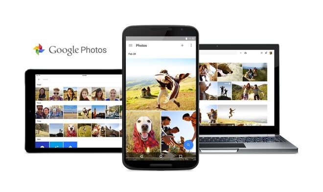 Google Photos for iOS updated with AirPlay for streaming video or images to Apple TV