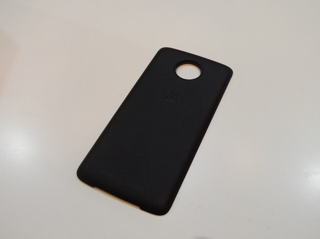 Moto Mod leaks reveal images of the Moto Power Pack and ...