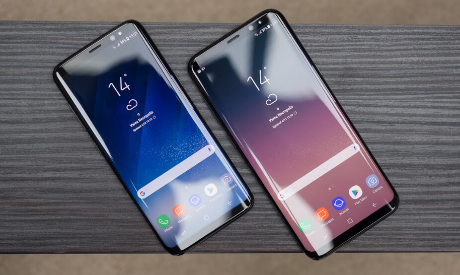 Samsung issues urgent software update for Galaxy S8 and S8+, fixes small DQA error