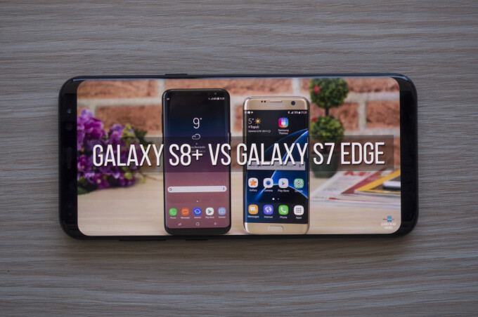What the Galaxy S8/S8+
