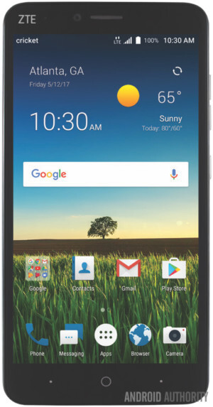 ZTE Blade X Max coming soon to the US via Cricket