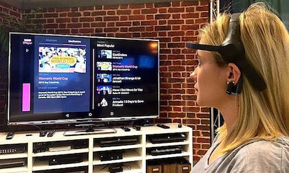 Back in 2015, the BBC unveiled a mind-controlled TV interface, where you pick what to watch, using only thoughts - 'New human rights' proposed to fend off thought theft and brain control. Hello, 1984!