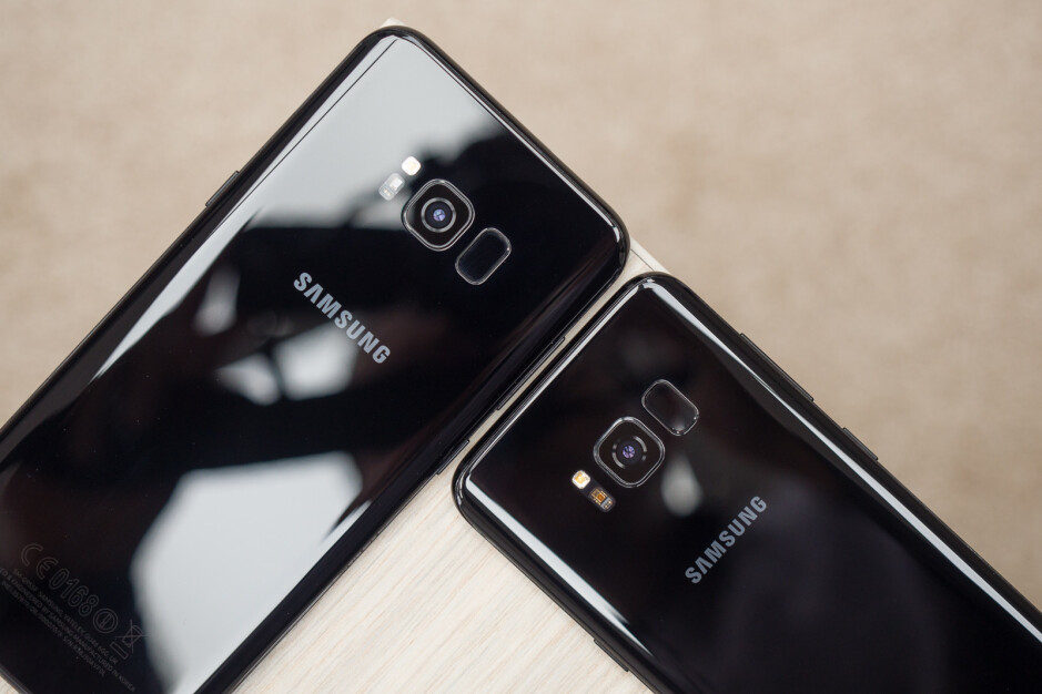 Samsung starts rolling out software update for Galaxy S8 that fixes red tint issue