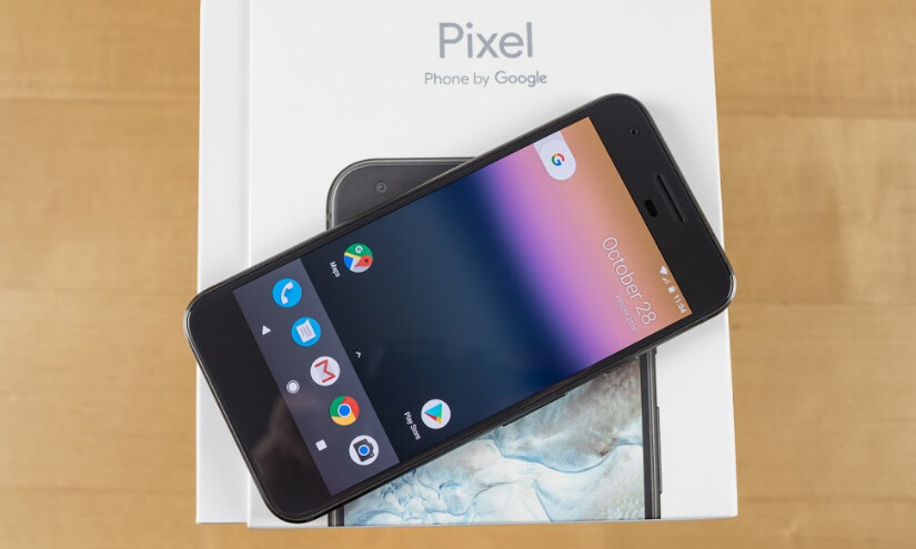Google Pixel and Pixel XL will get software updates at least until October 2019