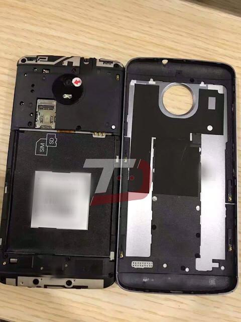 The Moto E4 Plus has a removable back cover