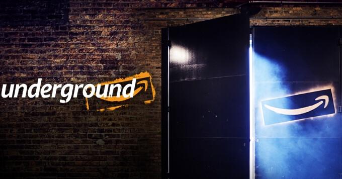 Amazon is burying up the Underground Android app marketplace