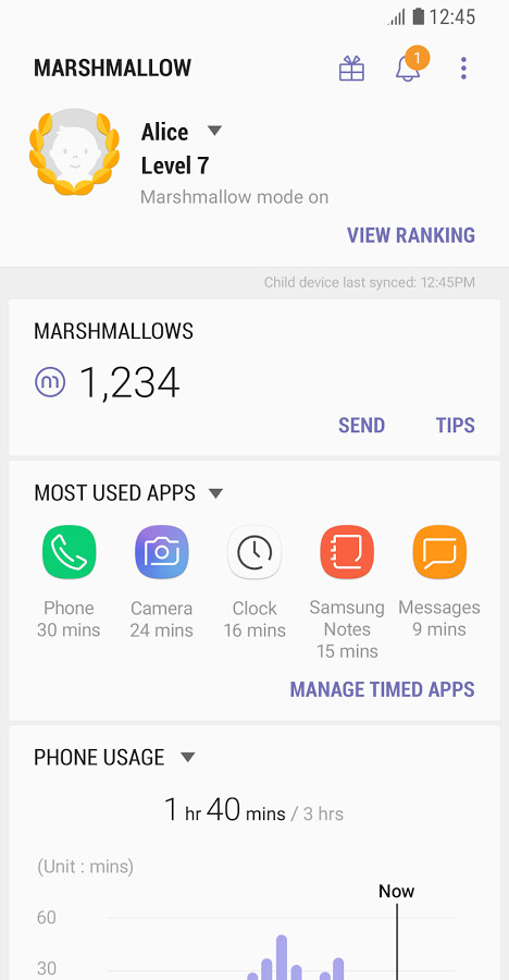 Samsung launches Marshmallow parental controls app for ...