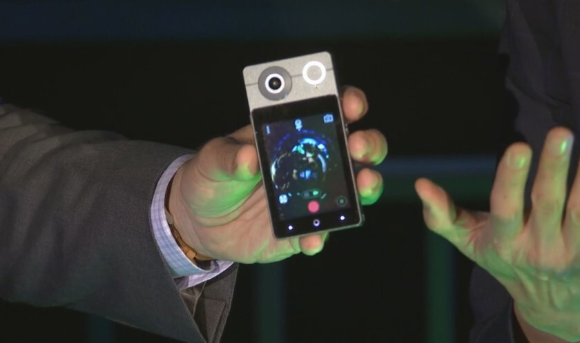 Acer Holo 360 is an Android camera with phone capabilities