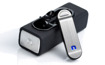 Novero's Lexington Bluetooth headset goes for quality materials & looks