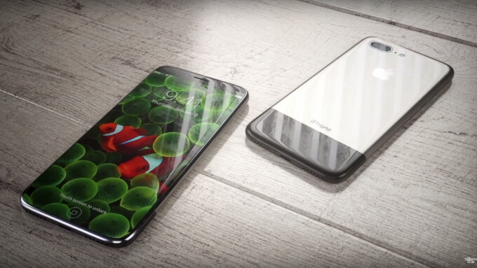 Concept image by Martin Hajek - TrendForce analysts predict there won't be 4GB of RAM for 2017 iPhone