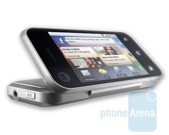 The Motorola BACKFLIP introduces an interesting form-factor