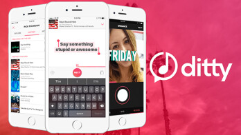 Spotlight: Ditty will make a catchy song out of anything you type, complete with a music video
