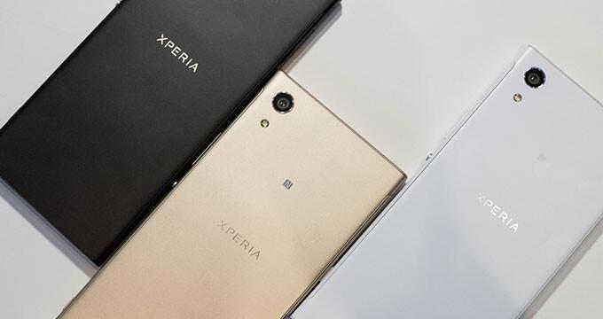 Sony Xperia XA1 and Xperia XA1 Ultra now available in Europe